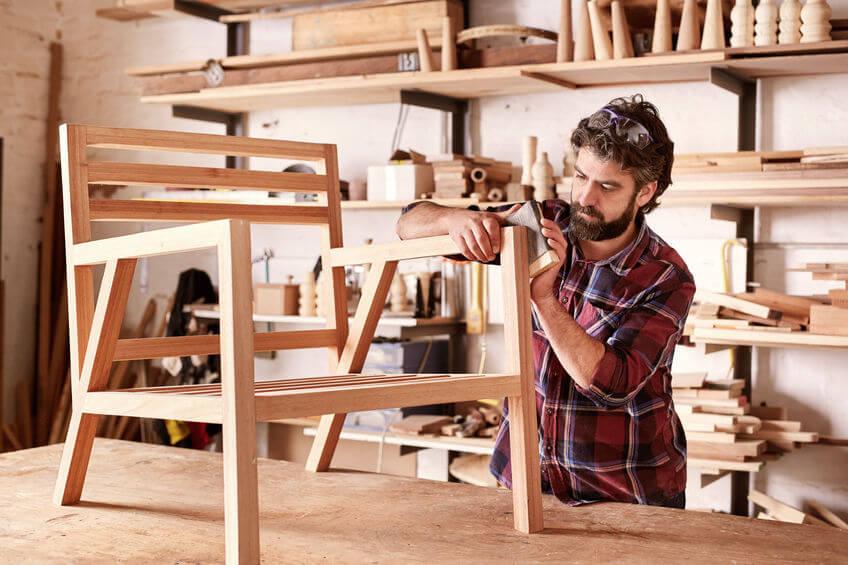 tutorLOPD Carpintería de madera